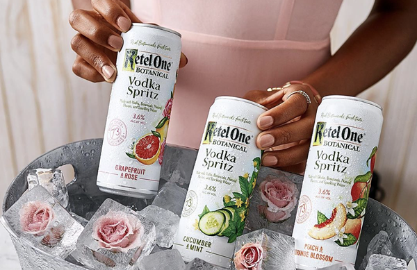 Ketel One Vodka Is Latest Beverage Company To Bring Canned Cocktails To San Antonio photo