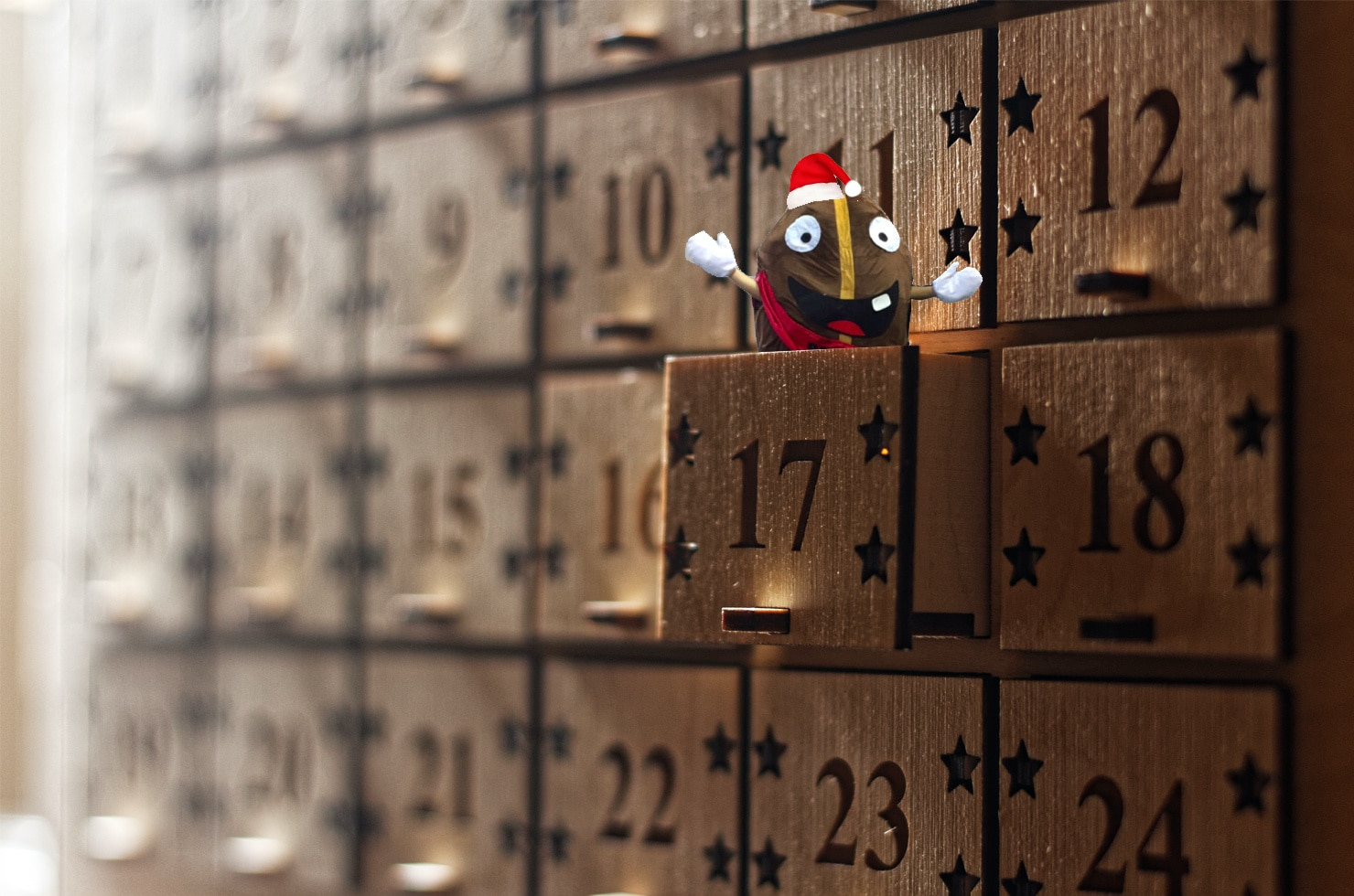 Go On A Coffee Adventure With These Coffee Advent Calendars photo