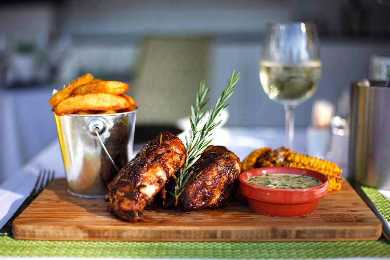 Rotisserie Chicken meal photo