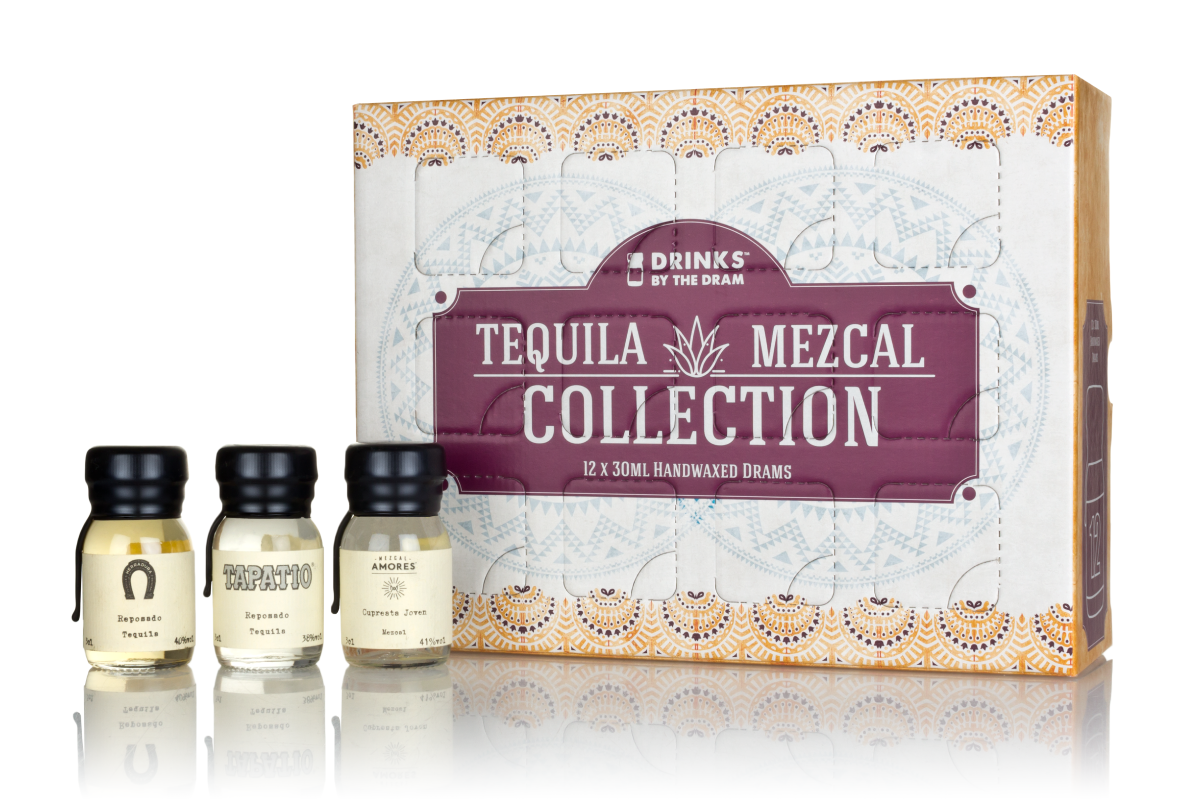 There's A Tequila Advent Calendar For People Who Aren't Into Gin photo
