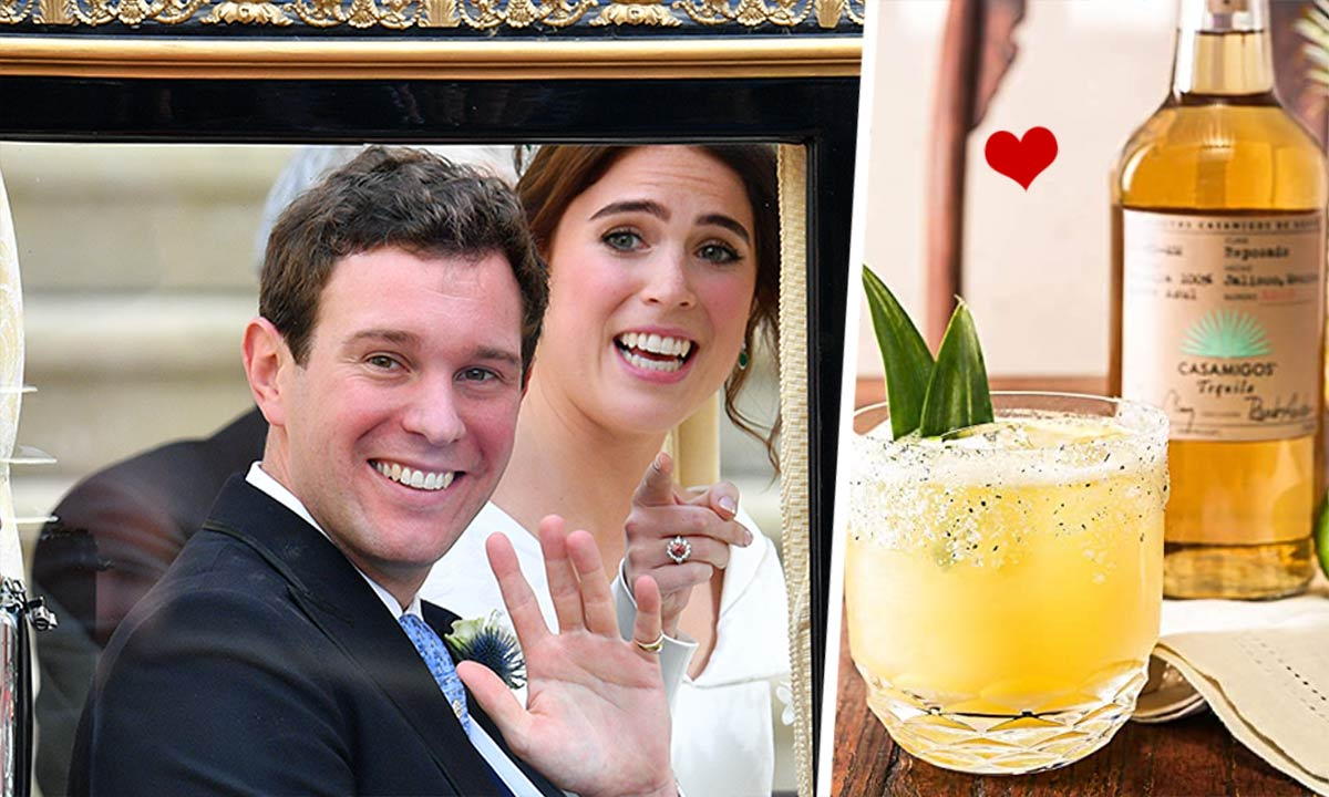 Princess Eugenie's Royal Wedding Tipple Is On Offer For Amazon Prime Day photo
