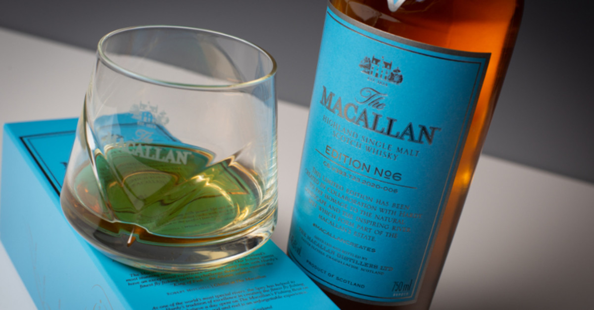 Macallan's Latest Scotch Whisky Helps Protect The River Spey photo