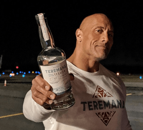 Dwayne Johnson Sends 101-Year-Old Fan Free Tequila On Her Birthday photo
