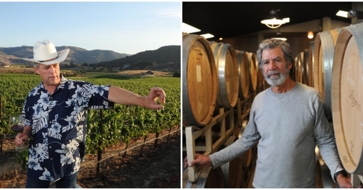 Santa Barbara County Wine Legends For Sale photo