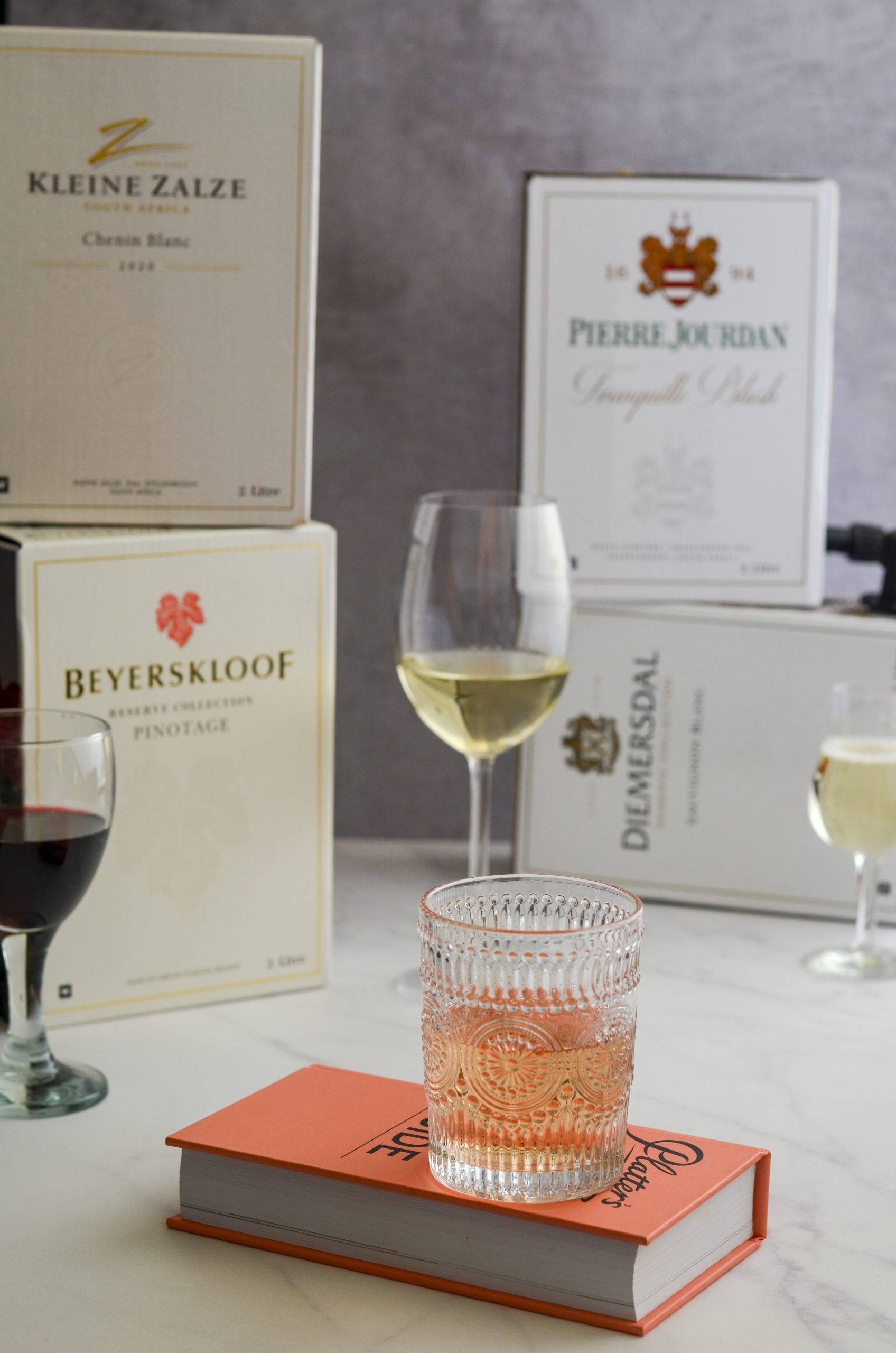 Woolworths Launches 4 Premium Boxed Wines In South Africa photo