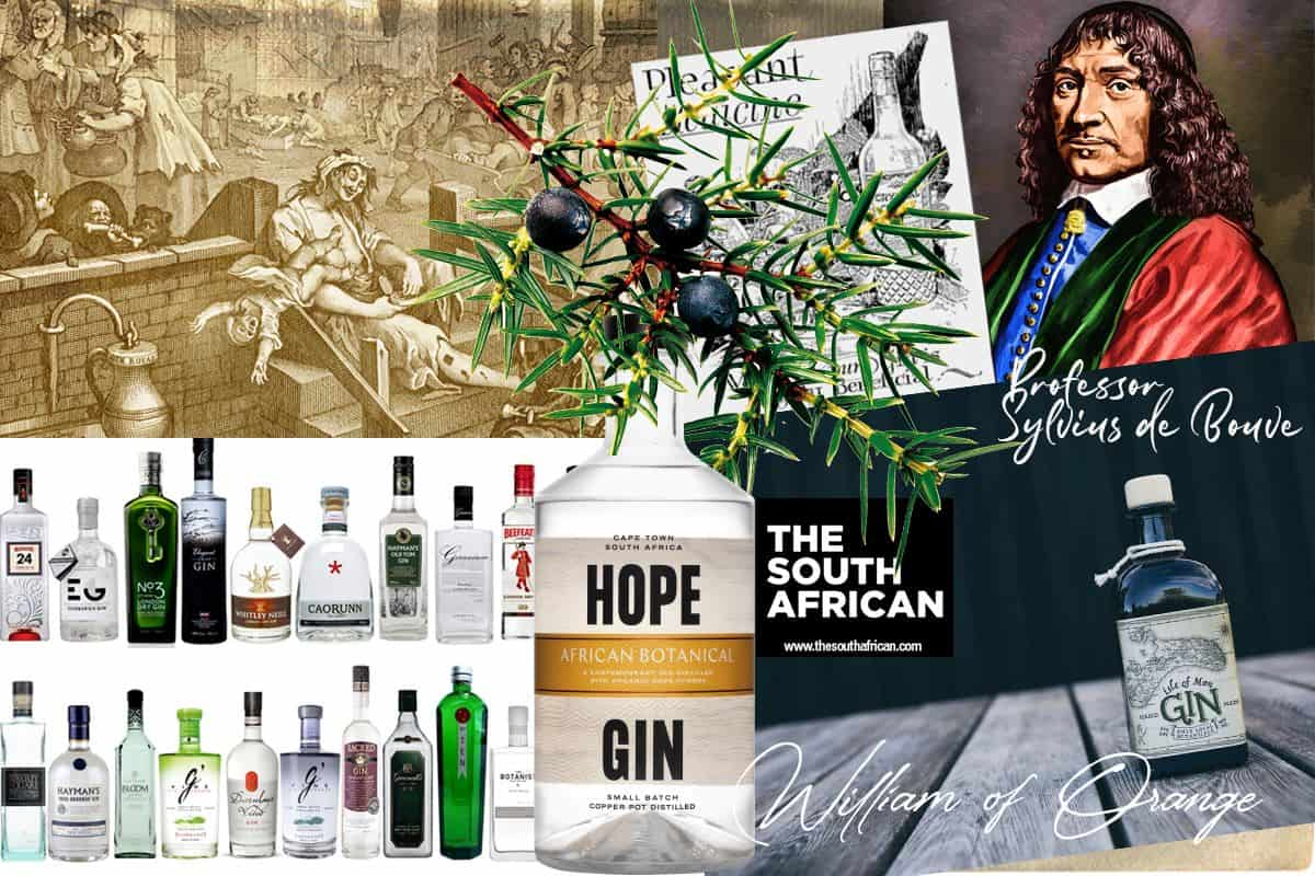 The History Of Gin: From Dutch Courage To A Tonic For The World photo