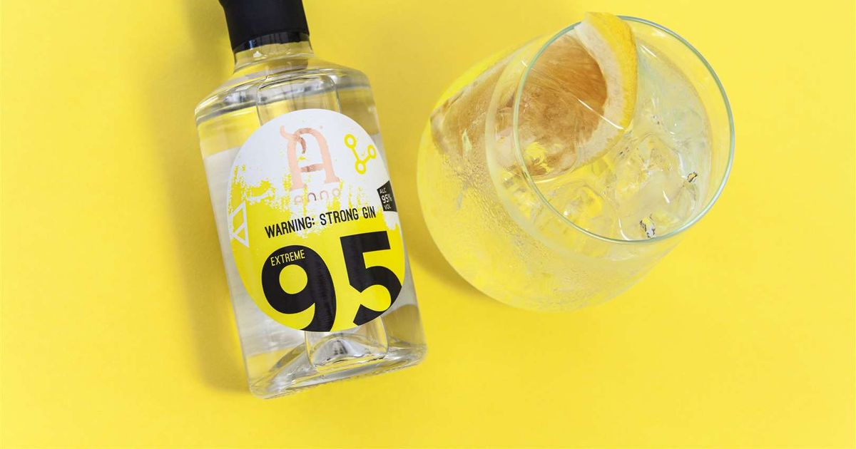 Anno Distillers Launches 'world's Strongest' Gin With 95% Abv photo