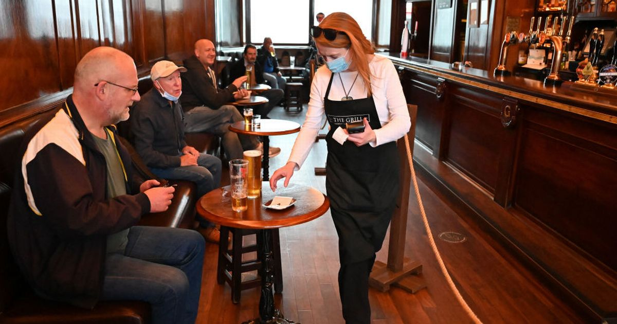 Tier 1 Lets Just 732 Pubs Out Of 38,277 Open With Fears Of Beer Shortage photo