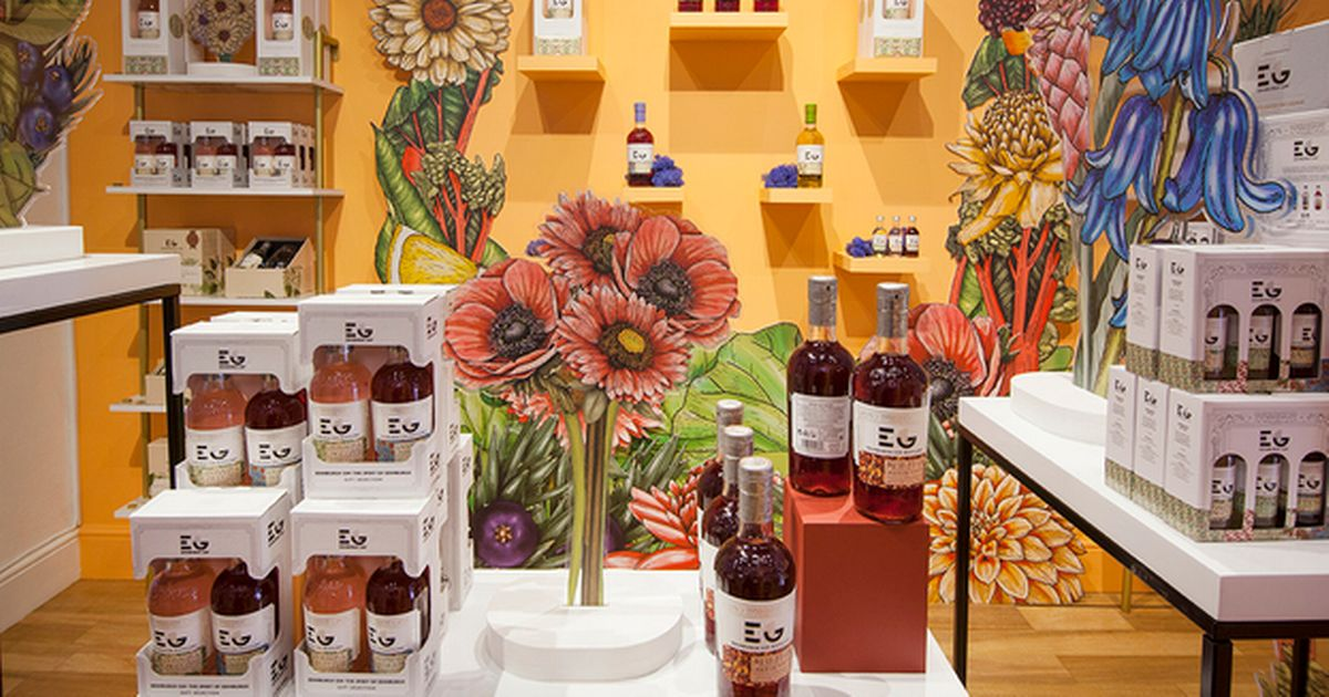 Edinburgh Gin Open New Festive Pop-up Shop In The Capital photo