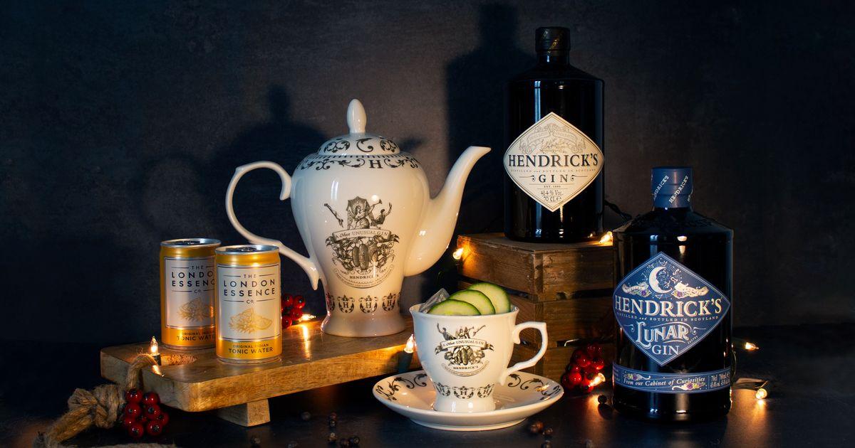 Huge Black Friday Savings On G&tea Hamper photo