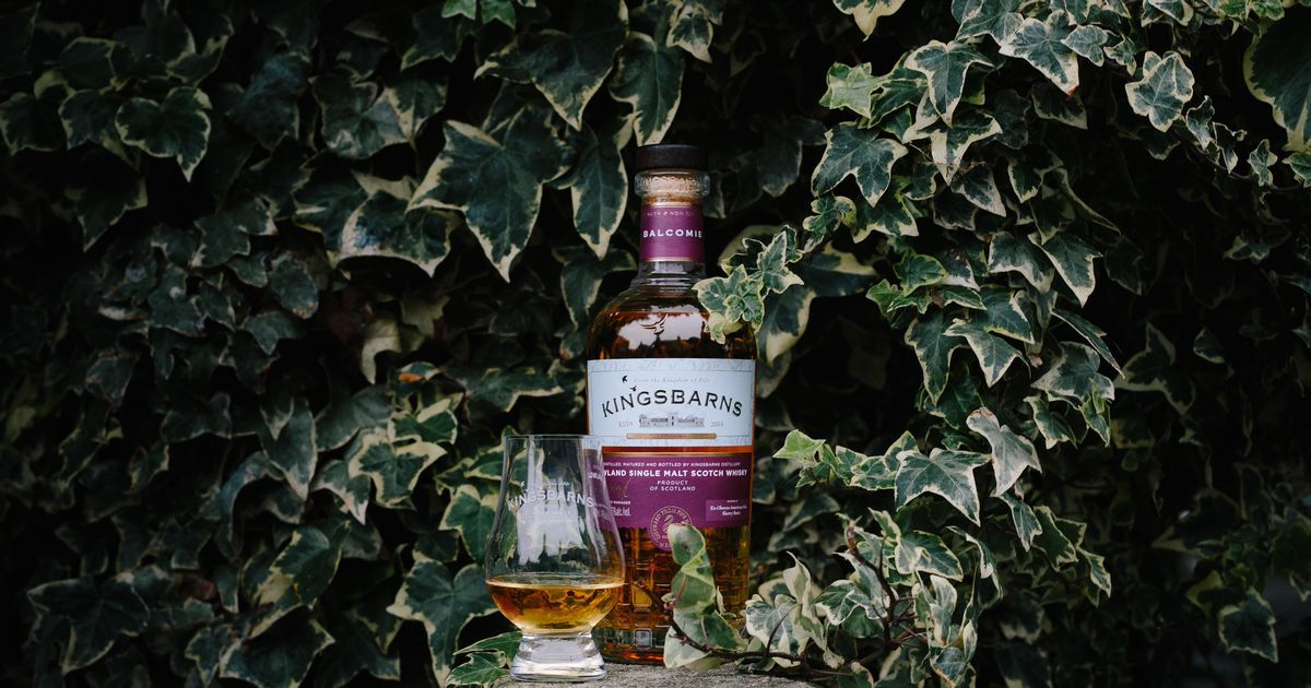 Kingsbarns Distillery Launches Exciting Sherry Cask Matured Balcomie Single Malt photo