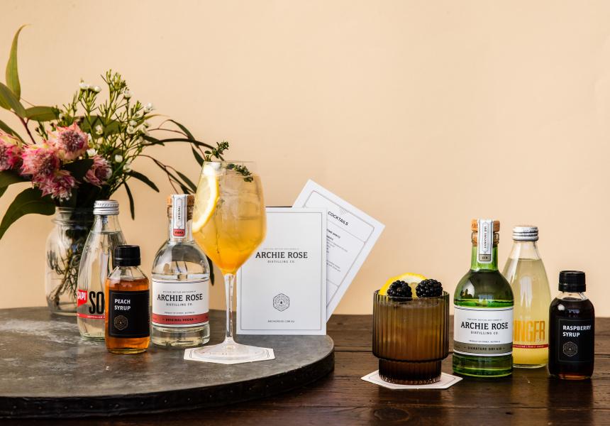Archie Rose Virtual Cocktail Masterclass photo