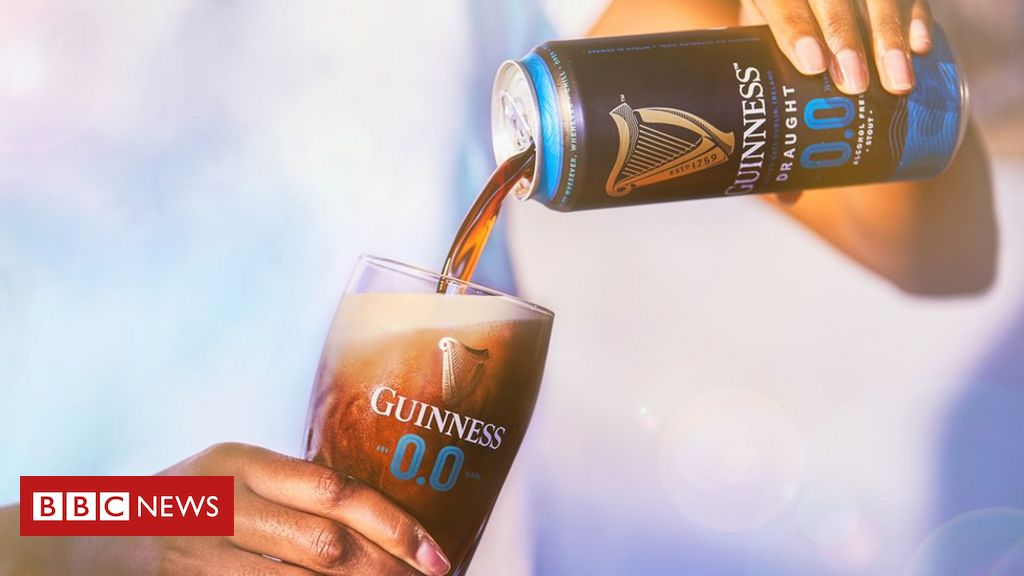 Guinness Recalls Alcohol-free Beer Just Two Weeks After Launch photo