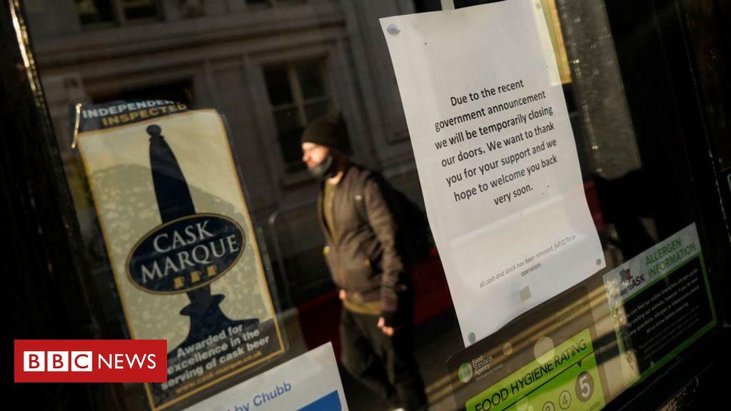 Covid Pub Rules 'killing Christmas Not Saving It' photo