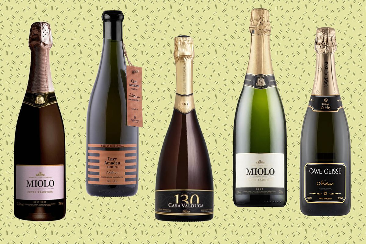 Brazil's Under-the-radar Sparkling Wine Is a Big Bargain, Too photo