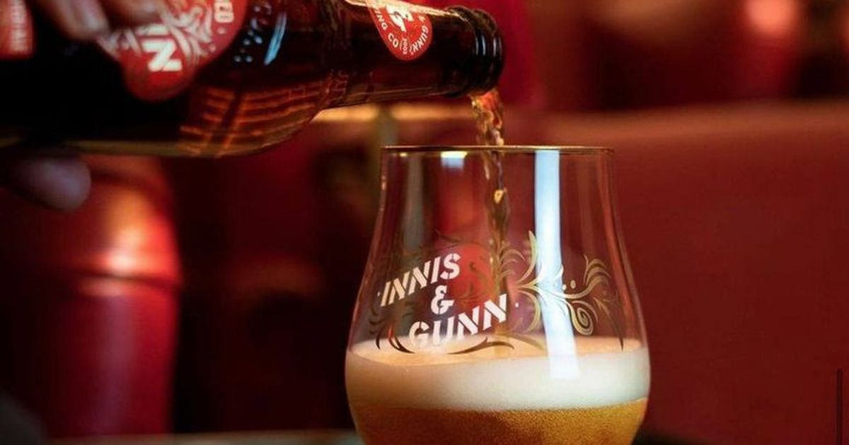Innis & Gunn Launch Online Christmas Shop Offering 'year Of Beer' For Fans photo
