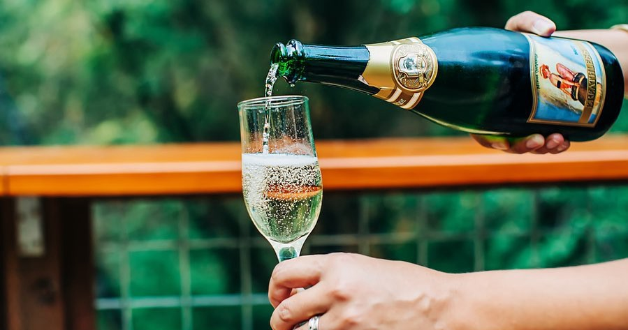 5 Bottles Of California Bubbly To Pop When The Election Is Finally Called photo