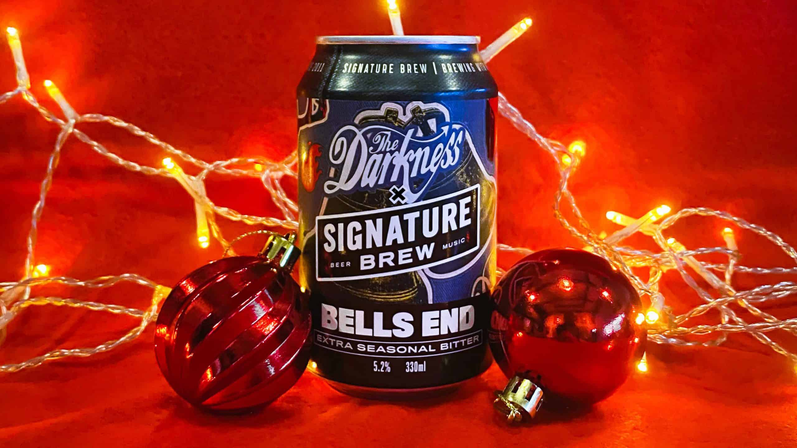 Bells End: An Extra Seasonal Bitter From Signature Brew And The Darkness photo