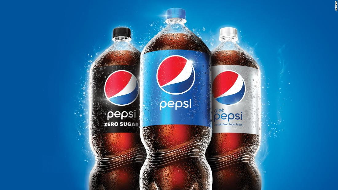 Pepsi Unveils First 2-liter Bottle Redesign In Nearly 30 Years photo