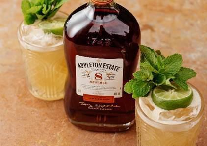Appleton Estate Jamaica Rum Reveals Full Brand Relaunch photo