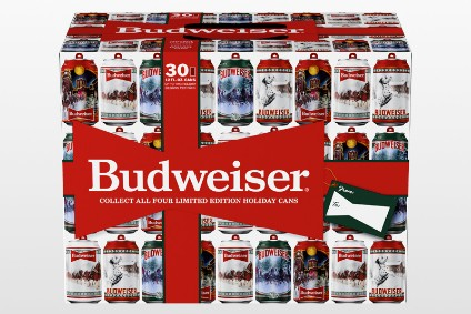 Anheuser-busch Inbev Lines Up Budweiser Holiday Packs In Us photo