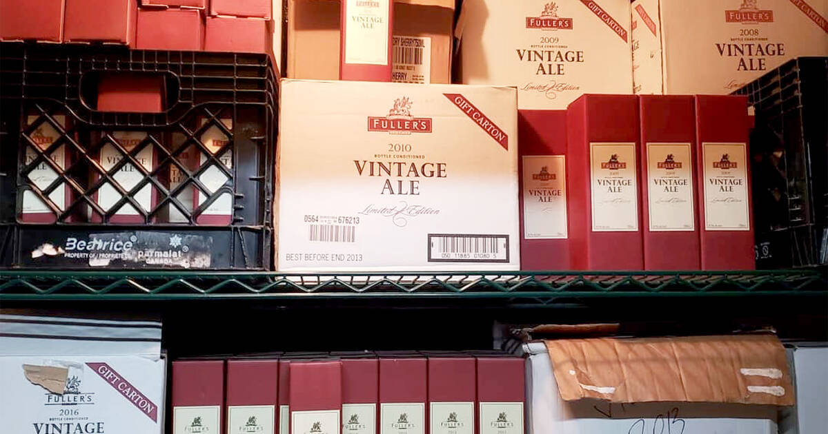 Toronto Bar Selling Off Its Inventory Of Expensive Beer For Super Cheap photo