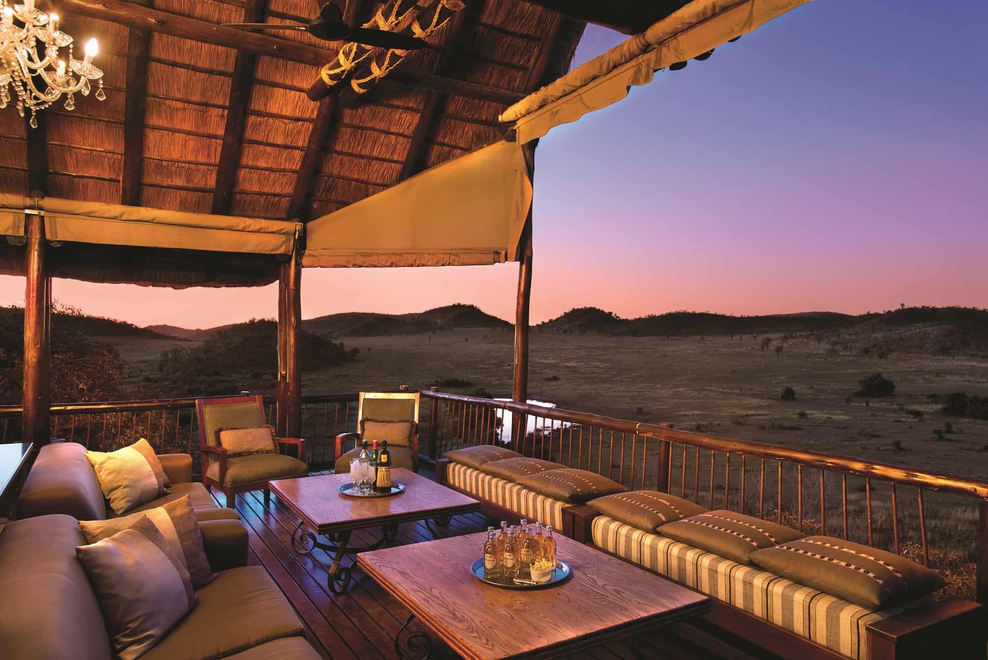 Destination Legacy: Unwind At These Luxury Bush Lodges In The Pilanesberg photo