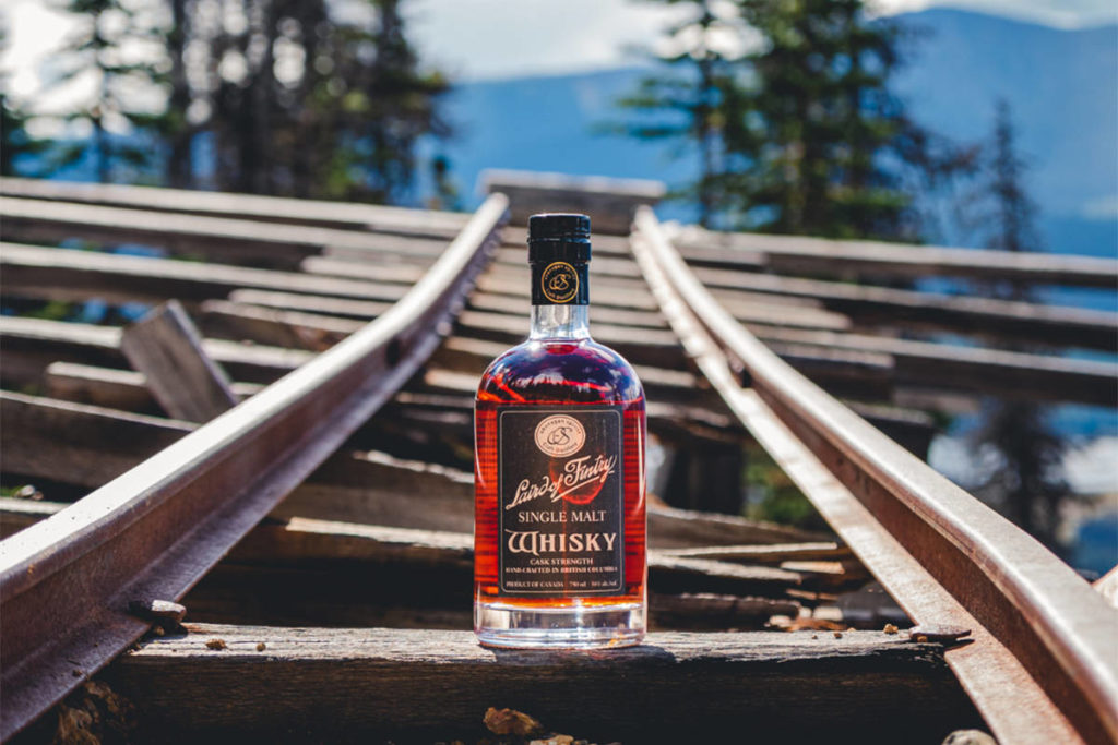 Okanagan Spirits Whiskey Sales To Provide Hot Meals For Those In Need photo