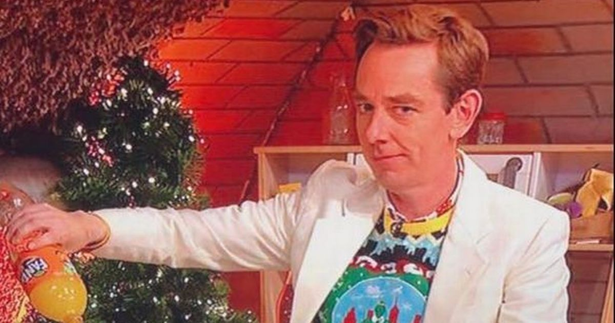 Ryan Tubridy Addresses Late Late Toy Show F-bomb With Cheeky Post photo