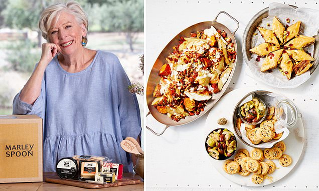 Celebrity Chef Maggie Beer Launches A Meal Kit Box For Christmas photo