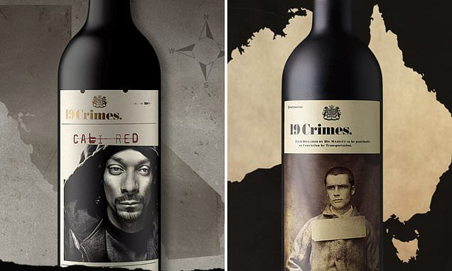 19 Crimes Red Is The Uk's Favourite Supermarket Wine photo