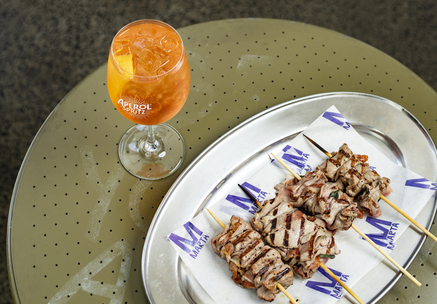 Recipe For Summer: An Amalfi Coast-inspired Barbeque With Aperol Spritz And Exclusive Playlist From Loods photo