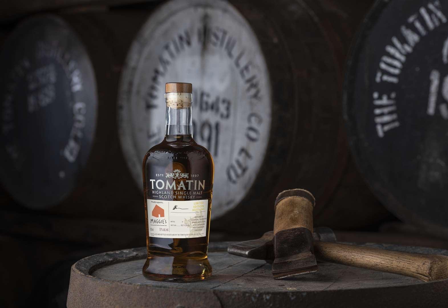 New Whisky Release Celebrates Distillery's £50,000 Charity Milestone photo