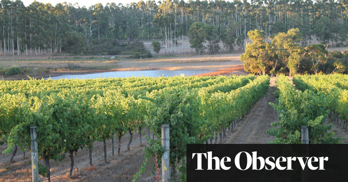 A Light Touch: Wines Of Western Australia photo
