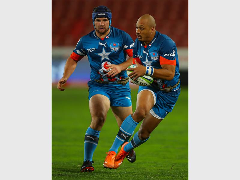 Stormers Close In On Bulls photo