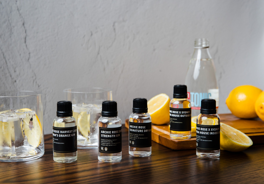 Archie Rose Virtual Gin Tasting photo