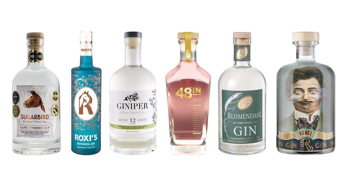 2020 Sa Craft Gin Award-winners Announced photo
