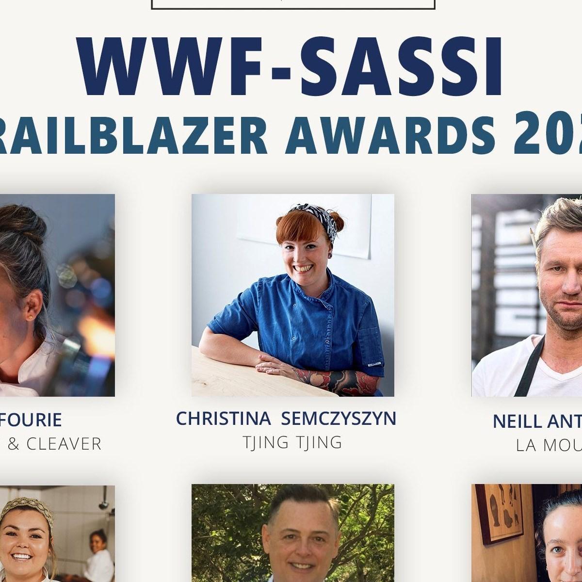 2020 Wwf-sassi Trailblazers Awards Winners Announced photo