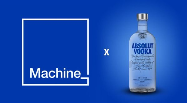 Machine_ Wins Absolut Vodka Digital Account photo