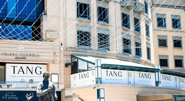 Tang, A New Dawn For The Joburg Foodie Scene Set In A Landmark, Iconic Site photo
