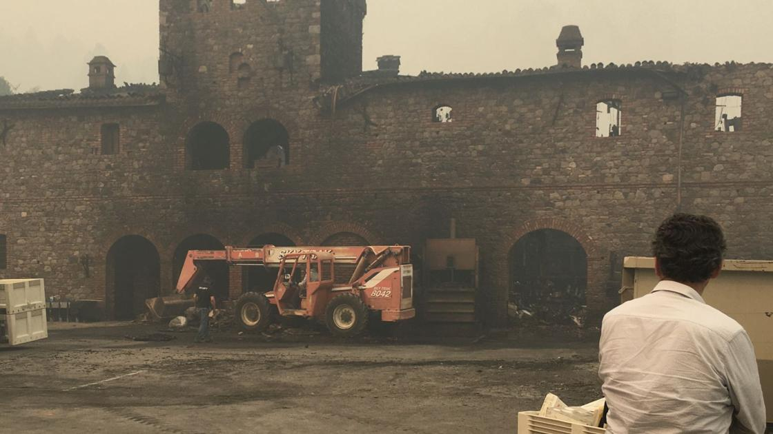 Wineries Ask Napa County To Help Speed Disaster Recovery photo