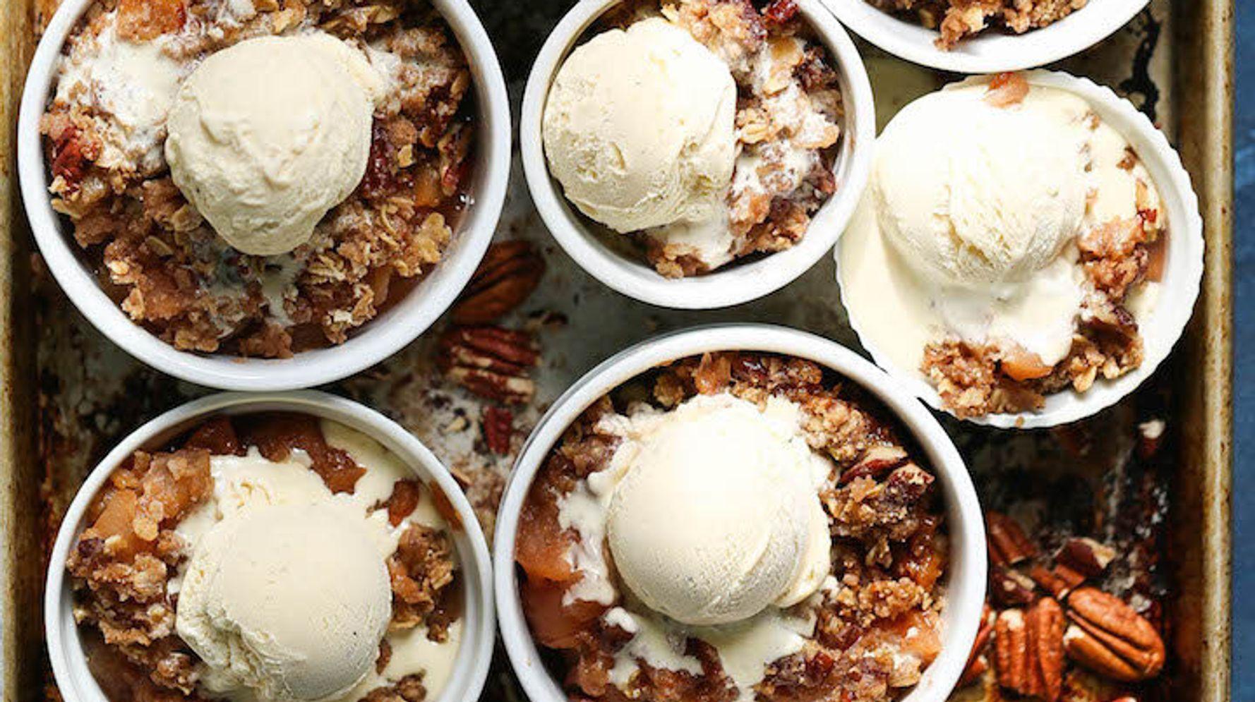 Hate Making Pie Crust? Make These Fruit Crisp Recipes Instead photo