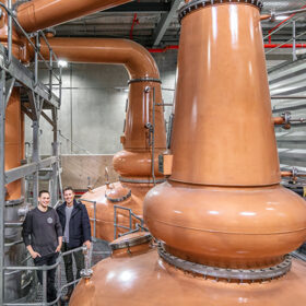 Archie Rose Kicks Off Production At Second Distillery photo
