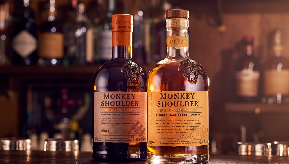 Craving A Cocktail? Mix Things Up With Monkey Shoulder photo