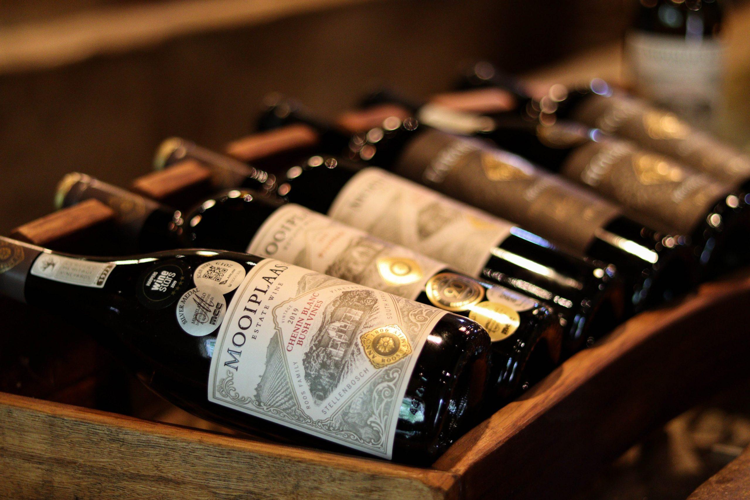 Award winning Mooiplaas Wines scaled WFF Conservation Champion Status For Mooiplaas Wine Estate