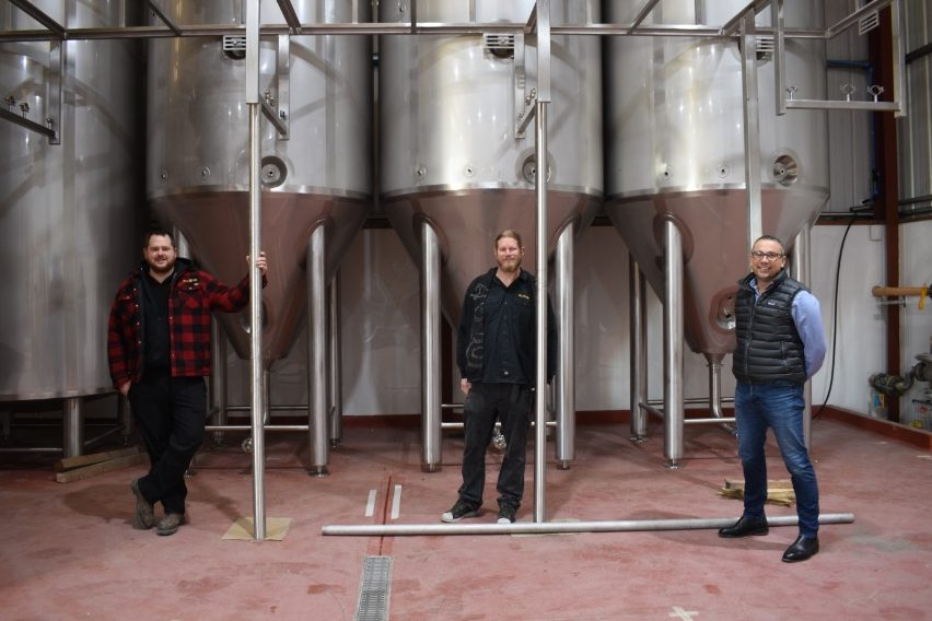 Jobs Boost As Brewery Expands Its Operations photo