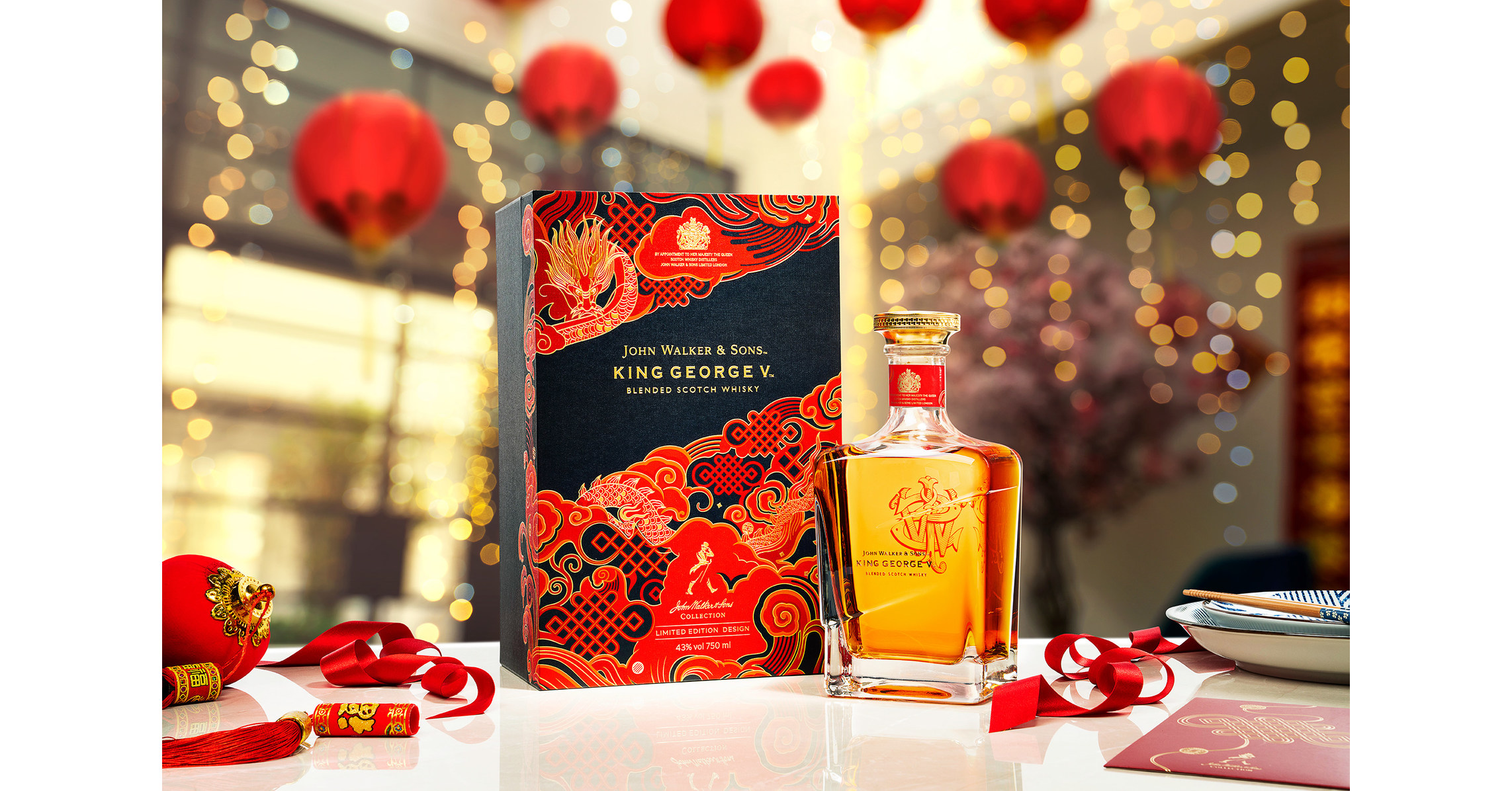 Celebrate Chinese New Year With Johnnie Walker Blue Label Cocktails photo