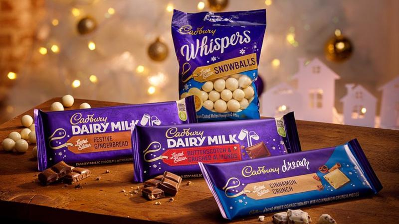 Cadbury Launches New Festive Chocolate Range photo