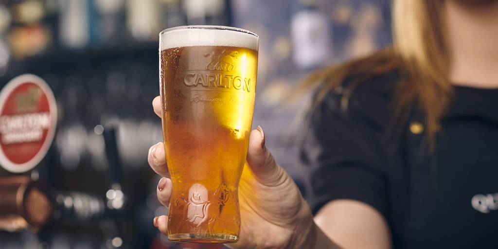 Two-for-one Carlton Draught Pints For Melburnians photo
