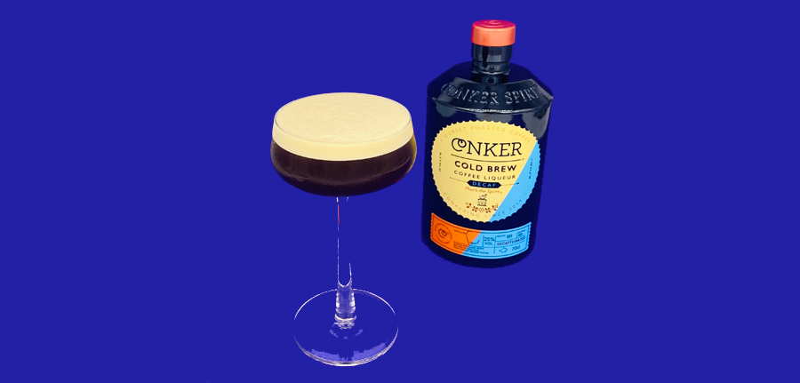 Love Drinks Rolls Out Conker Spirit Decaf Cold Brew Coffee Liqueur photo